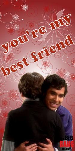 Big Bang Theory Valentine 1 by RWBloodyHell