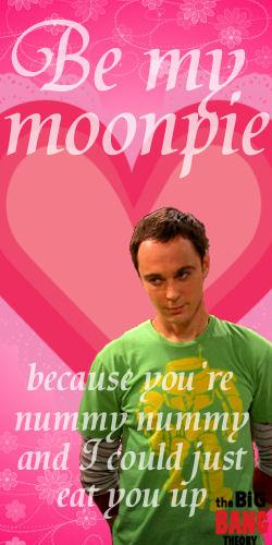 Big Bang Valentines