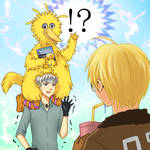 Hetalia - That yellow bird 2