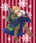 Hetalia - Hung tops. Always.