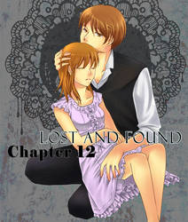 Be Mine Ch12 Cover