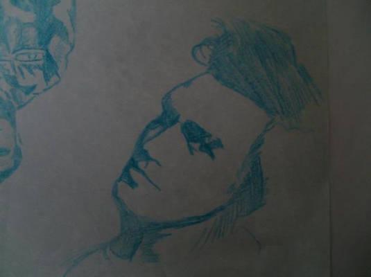 morrissey sketch