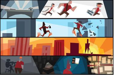 Team Incredibles 2 by SoludSnak
