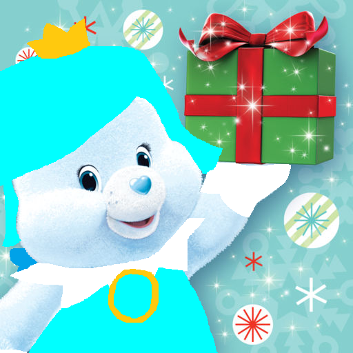 Christmas Wishes Bear.Christmas Wishes Bear As Crystal By Sarah Yousif On Deviantart