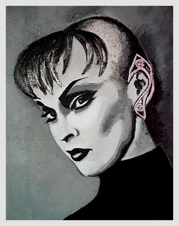 Vampira by sweetfuckall