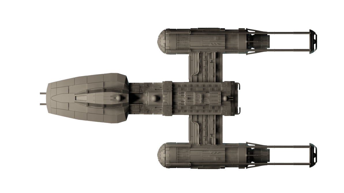 Y Wing Png Y-wing top. by Lexx2k ...