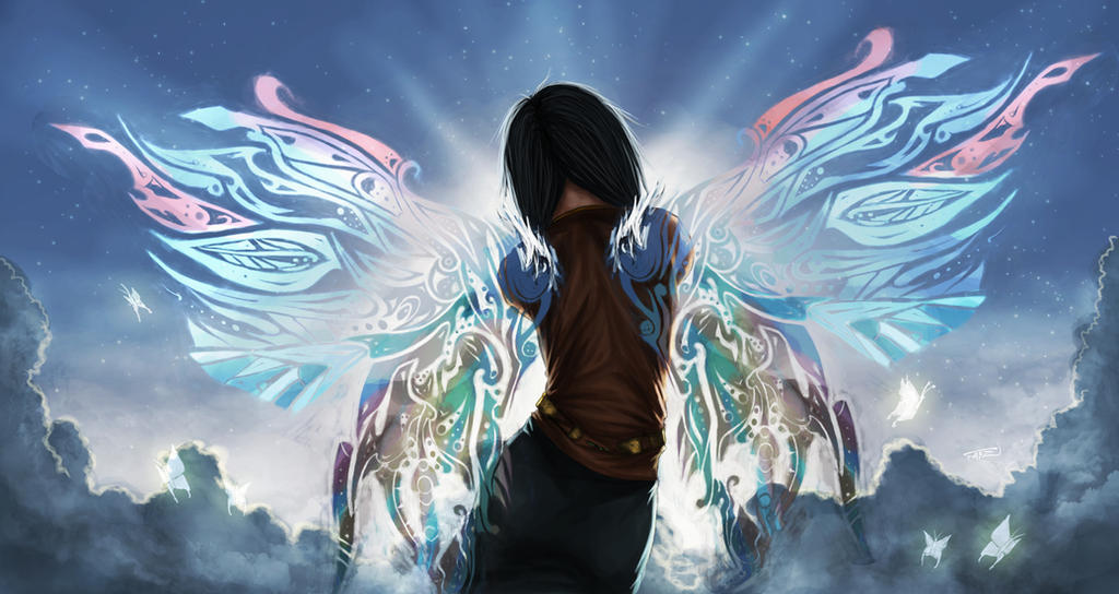 Transmutation..... à la recherche de la paix intérieure ..... ( 4 ) - Page 6 Birth_of_a_Butterfly_by_UVER