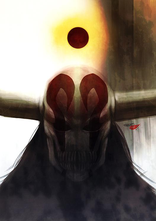 Hollow Ichigo by UVER