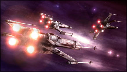 X-Wing - Engage by ChaosHour