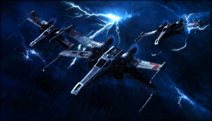X-Wing Deadly Descent