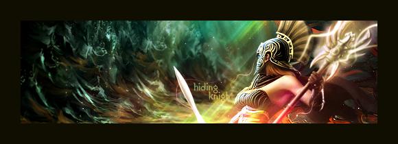 knight by F-l-a-g