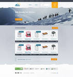 Outdoor e-commerce