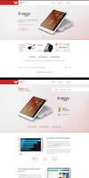 Electronics company redesign