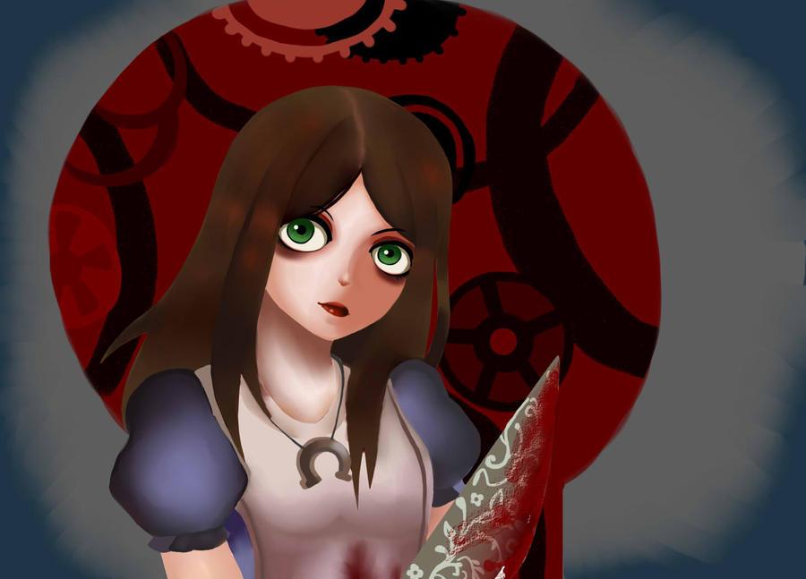 Alice Madness Returns by Ikinari