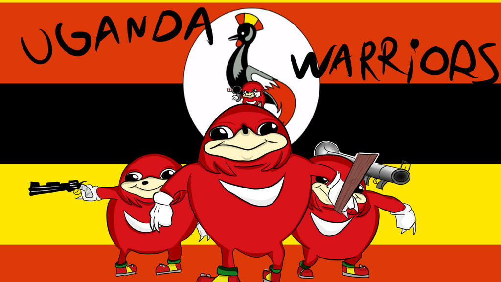 Uganda Warriors by JaroX767