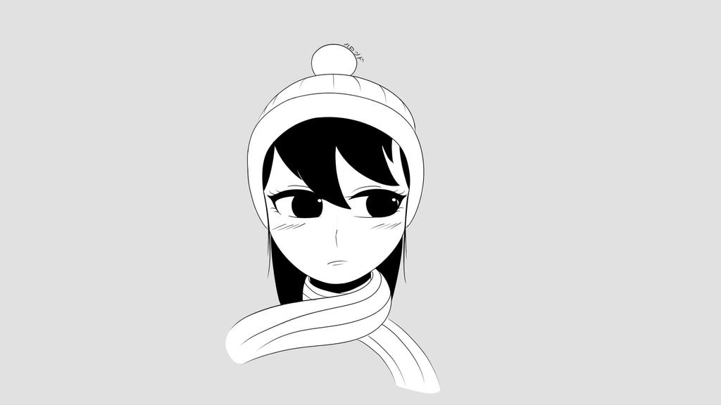 a Girl by JaroX767
