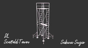 Scaffold Tower DL (for MMD)