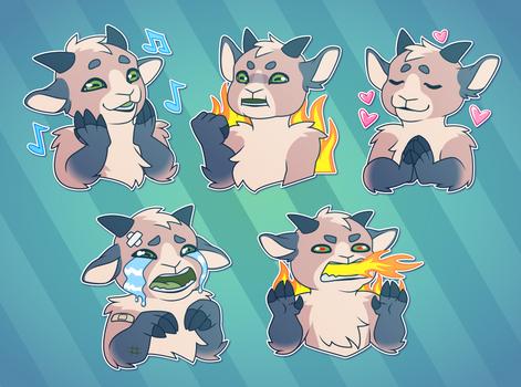 Totes Telegram Stickers