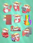 Charlie Telegram Stickers