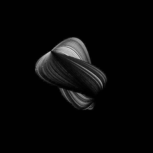 Bezier Series - Walnut by PradNelluru