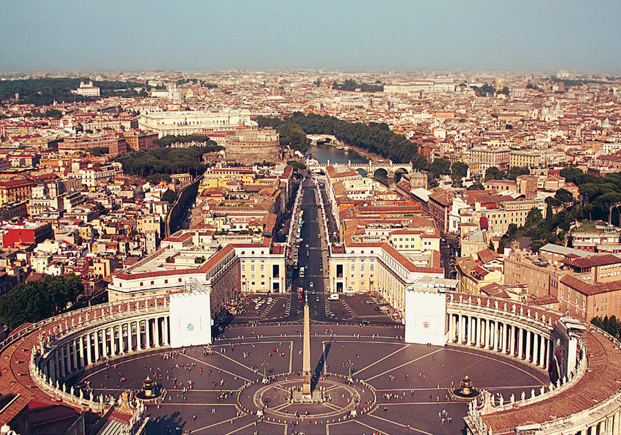 Rome by cloe-patra