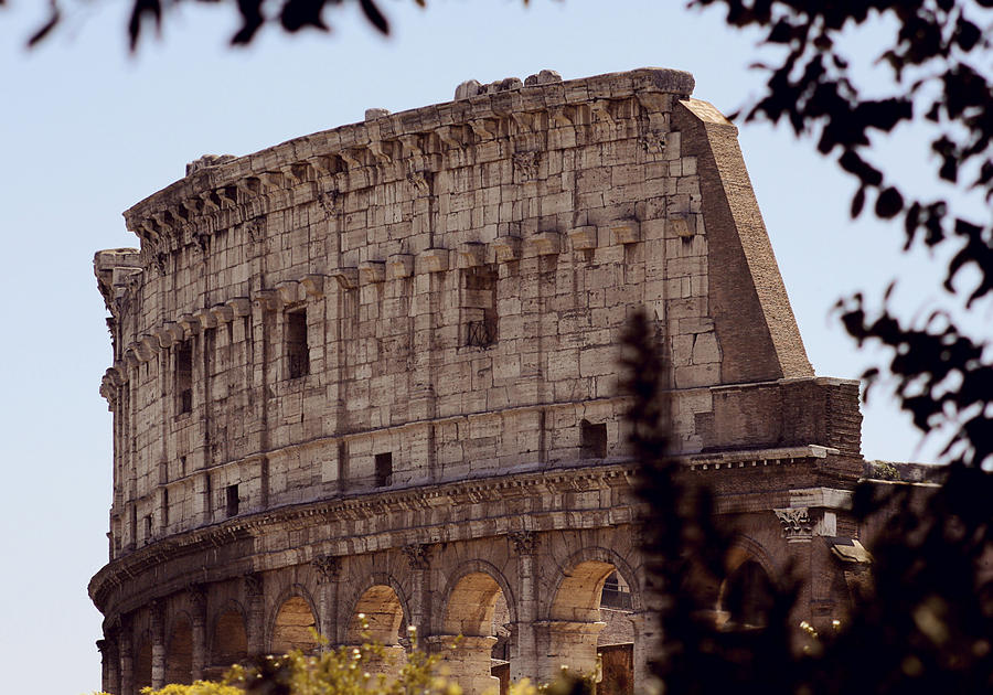 Colosseum by cloe-patra
