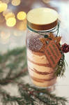 mason jar cookies by cloe-may