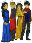 Merlin and friends xD
