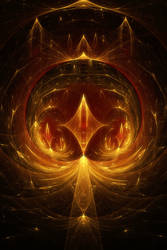 Playing with the Apophysis7X 1 Fire by pedrogelli