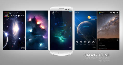 Galaxy Theme by pedrogelli