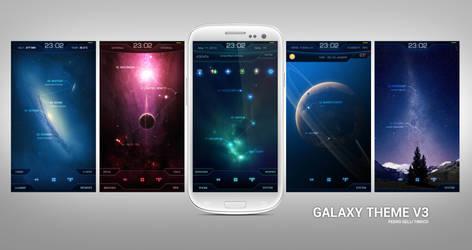 Galaxy Theme V3 by pedrogelli