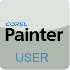 Corel Painter User Stamp (large) by MarcellenNeppel