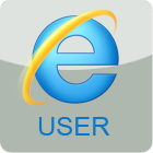 Internet Explorer User Stamp (large) by MarcellenNeppel