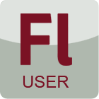 Adobe Flash Professional User Stamp (Large) by MarcellenNeppel
