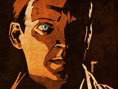 LOST_Ben Linus by TomasAIRA