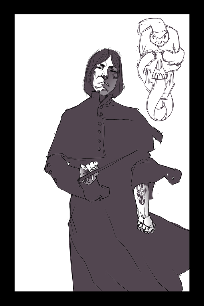 Snape3 by TomasAIRA