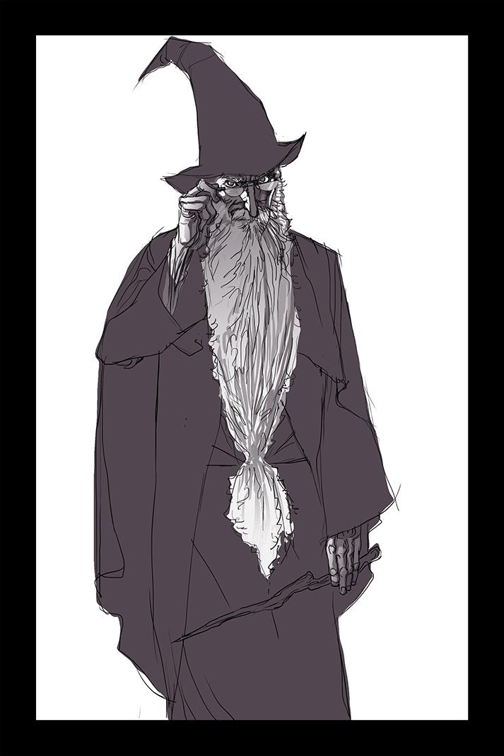 Dumbledore by TomasAIRA