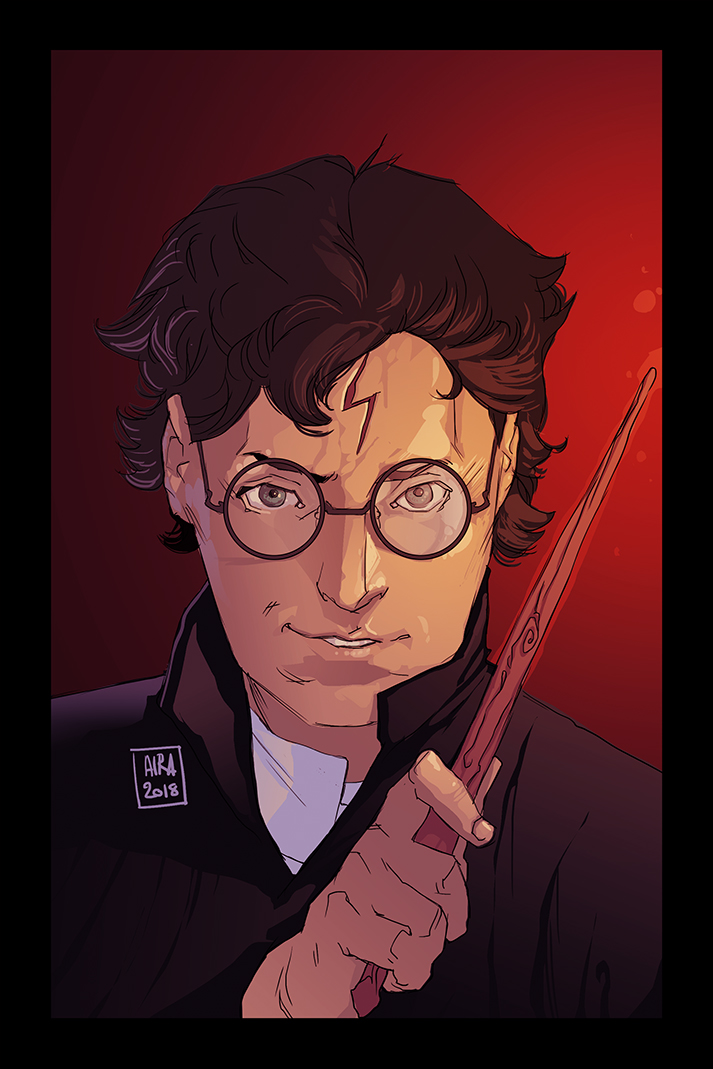 Harry by TomasAIRA