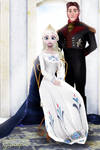 The Snow Queen and her Royal Consort