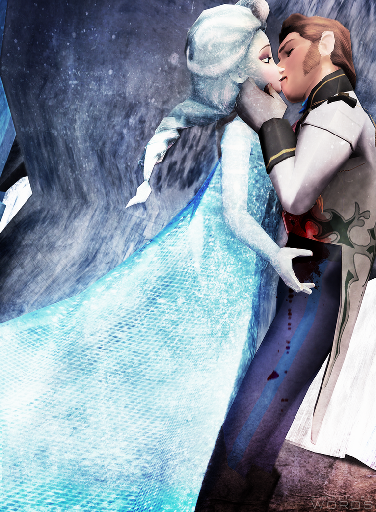 Thawing A Frozen Heart By Wintrydrop On DeviantArt