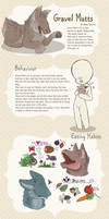 Gravel Mutts - Full guide - Open Species