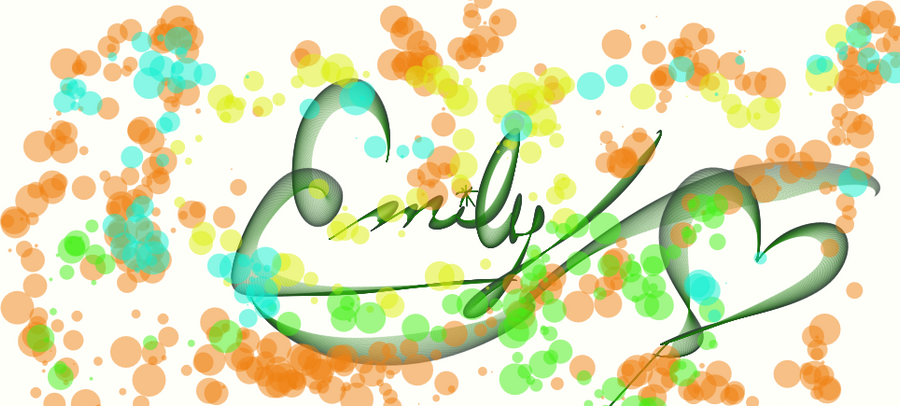 The Name Emily By Heartbreaker999