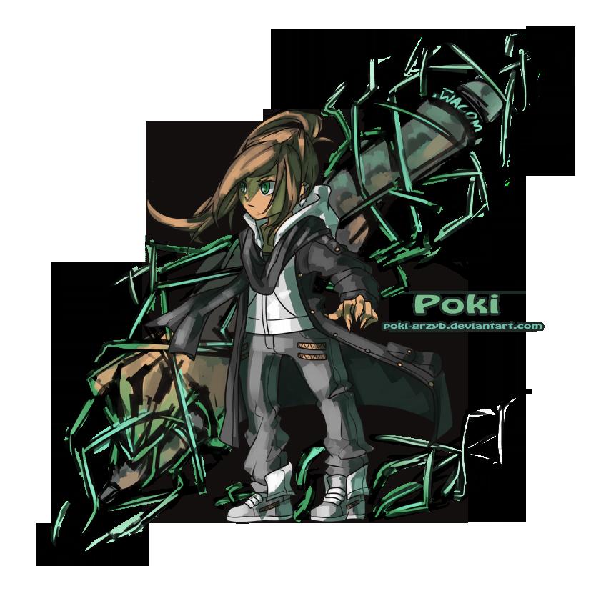 Poki-grzyb's Profile Picture