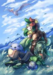 series meme: Pokemon by Poki-art