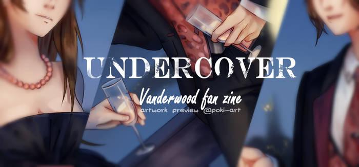 [MM] Undercover - Mystic Messenger Vanderwood zine