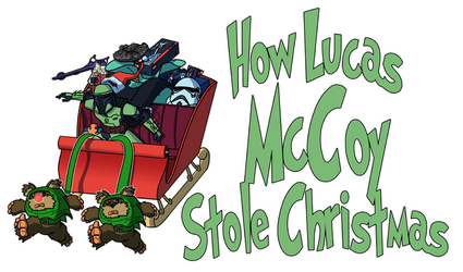 How McCoy Stole Christmas by jfett69