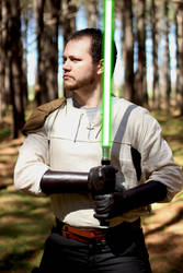 Kyle Katarn Cosplay by jfett69