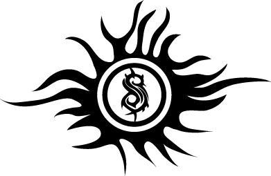 Tribal slipknot by unlikely degree on deviantart for Tattoos slipknot logo
