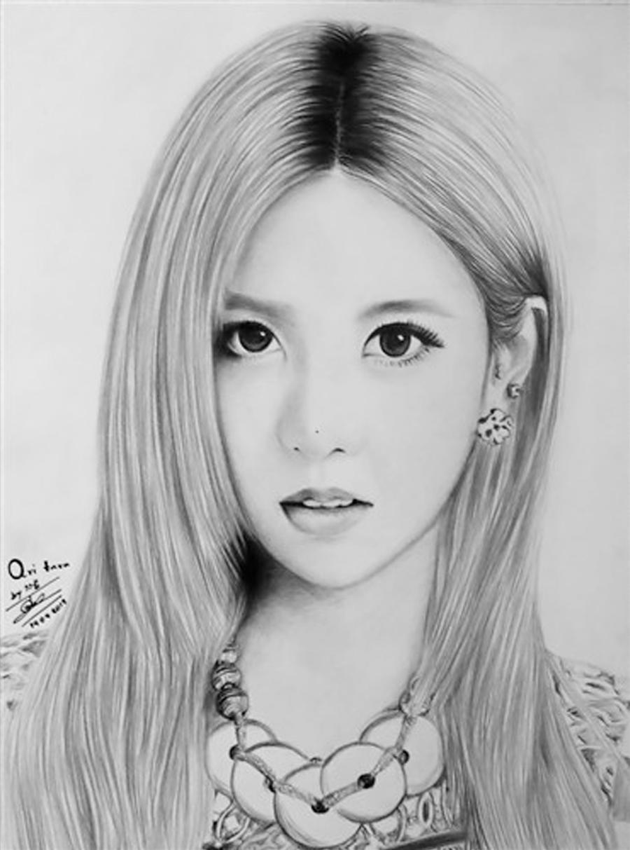 Drawing Korea By Ogawayui On DeviantArt