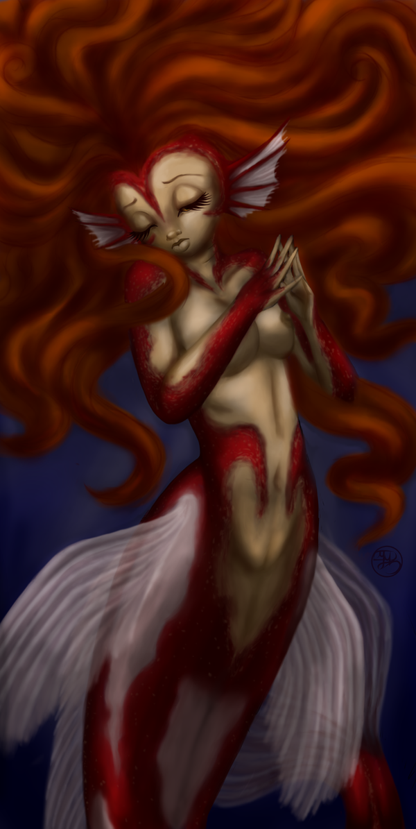 My Fair MerMaiden by SinayaStarChild